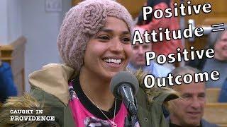 Positive Attitude = Positive Outcome