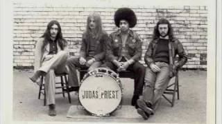 judas priest(RARE PERFORMANCE OF DREAMER DECEIVER) LIVE ON 1975 ..
