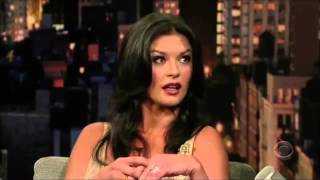 Catherine Zeta-Jones funny moments