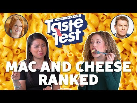Taste Test: FN Stars' Mac And Cheese Recipes RANKED | Food Network