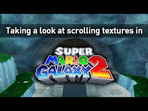 Incredible video showing how Nintendo makes realistic flowing water in Super Mario Galaxy 2
