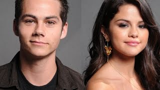 Dylan O'Brien's crush on Selena Gomez (All Moments 2011 - 2017)
