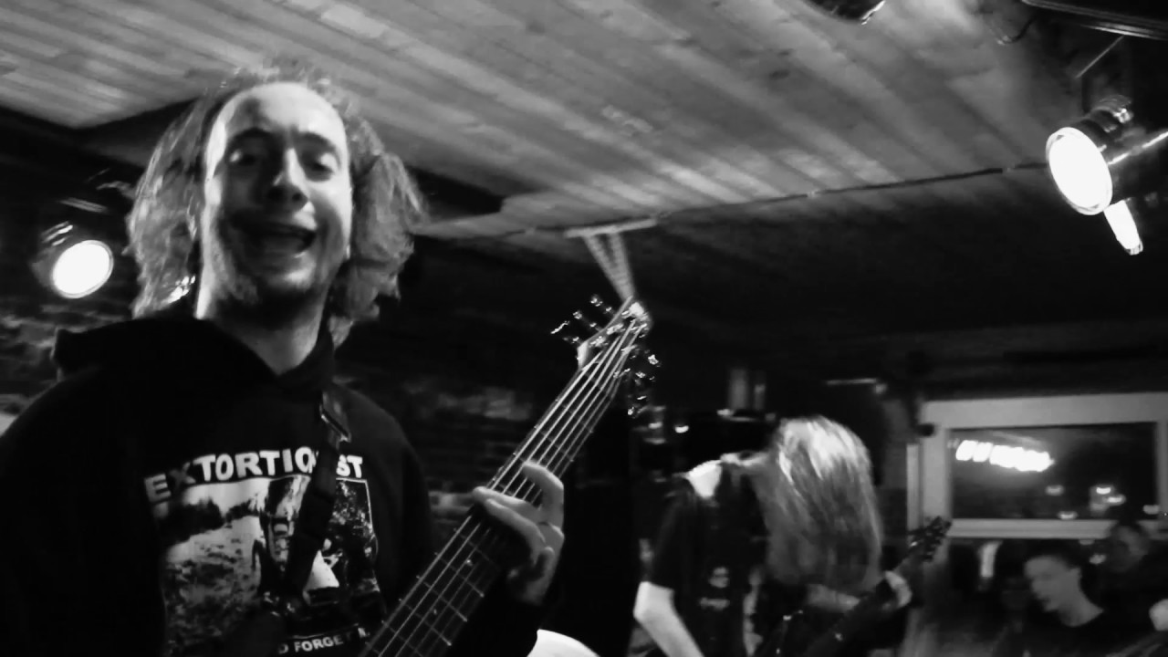 Species Splicer - Purity of Filth (Official LIVE Music Video)