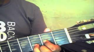 Dios esta aqui tutorial con guitarra