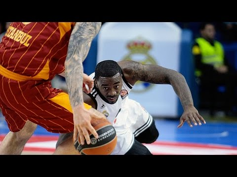 Highlights: Real Madrid-Galatasaray Liv Hospital Istanbul