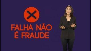 TRE-MG falha - nao - fraude