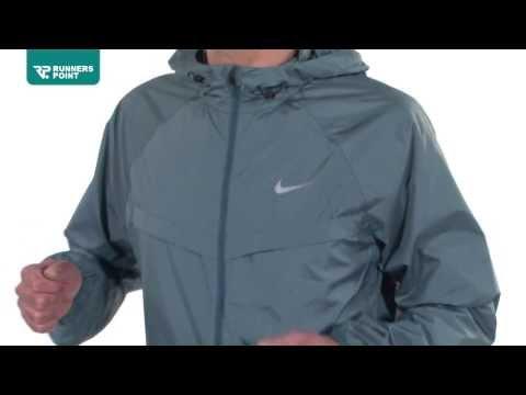 Herren Laufjacke Nike Racer Jacket