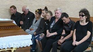 Pohreb Martinky z Turca (NOVINY TV JOJ)