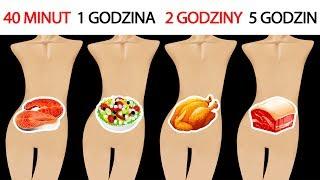 Jak długo pokarmy pozostają w twoim żołądku?