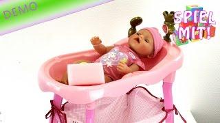 Princess Coralie - Das 3 in 1 Puppenbett Demo deutsch
