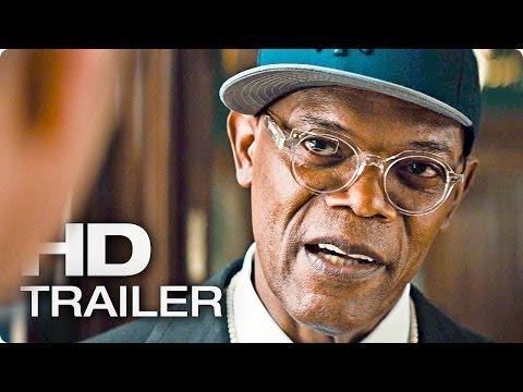 KINGSMAN: THE SECRET SERVICE Trailer Deutsch German   2015 Samuel L. Jackson [HD]