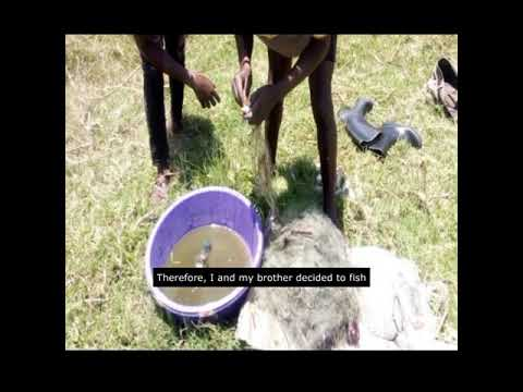 Fishing: Video Diary from Oruchinga Refugee Camp, Uganda