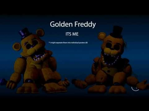 FIVE NIGHTS AT FREDDY'S WORLD 3D LOADING SCREENS PROMOTION - KnA GAMES