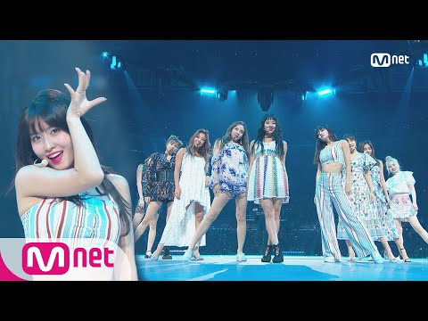 [KCON 2018 LA] TWICE - INTRO + Dance The Night AwayㅣKCON 2018 LA x M COUNTDOWN 180824 EP.584