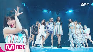 [KCON 2018 LA] TWICE   INTRO + Dance The Night AwayㅣKCON 2018 LA X M COUNTDOWN 180824 EP.584