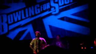 Bowling For Soup - S-S-S-Saturday Live @ O2 Academy Newcastle 26-10-2011