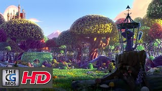 """CGI 3D Animated Short HD:  """"Chivalry is Dead"""" - by  NCCA Bournemouth University"""