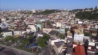 Voo teste com drone Phantom DJI em Macaé- RJ