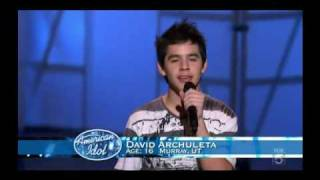 David Archuleta - Heaven (High quality)