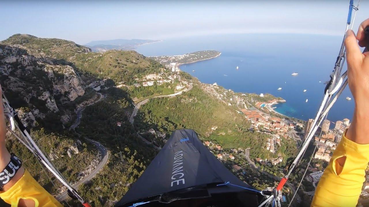 Vuelo final de Christian Maurer en el Red Bull X-Alps 2019