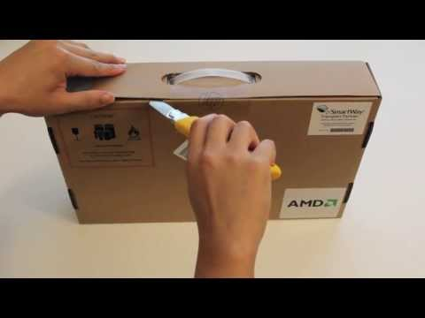 HP TouchSmart 11 e015dx Touch Screen laptop Unboxing
