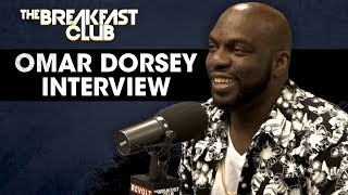 Omar Dorsey Talks His Role In