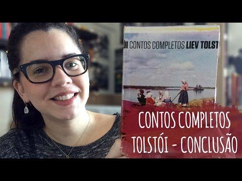 CONTOS COMPLETOS, de Liev Tolstói (VOL. 1 - CONCLUSÃO) | BOOK ADDICT