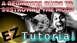 FOSTER THE PEOPLE - A Beginners Guide to Destroying the Moon PIANO TUTORIAL Video