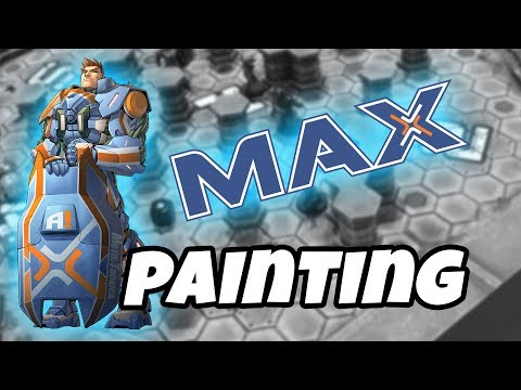 Aristeia! - how to paint MAXIMUS