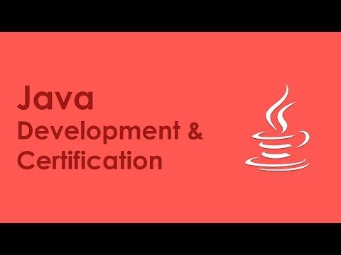 Java Development Training | Java Development Certification - Introduction