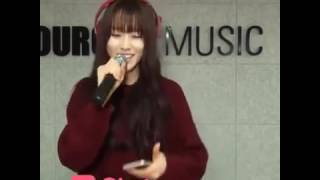 Let's Sing with YUJU GFRIEND - Rough #repost