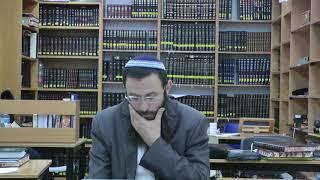 חופה וקידושין חושן משפט סימן לד סע' א-ה - הרב אריאל אלקובי שליט''א