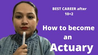 How to Become an Actuary | Best Career after 10+2 , Graduation