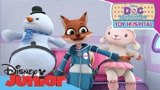 Doc McStuffins | Stuffys Ambulance Ride | Official Disney Channel Africa