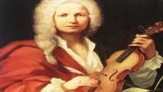 Antonio Vivaldi Violin Concerto In A, Rv 347 - Iii Allegro
