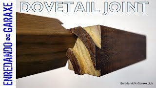 Impossible curved dovetail joint 😱