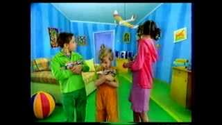 Блок рекламы 5 (ОРТ) 2001г + опенинг Покемонов