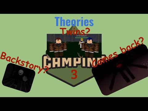 ROBLOX Camping 3 - Theories