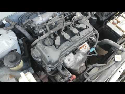 Das Benzin für den Toyota kaldina gt