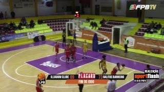 Liga Placard | Illiabum Clube - Galitos Barreiro