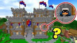 GIOCHIAMO A NASCONDINO DENTRO UN CASTELLO - Minecraft ITA