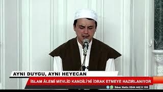 İslam alemi Mevlid Kandili'ni idrak etmeye hazırlanıyor
