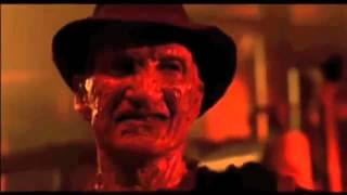 Freddy Krueger - Into the Fire