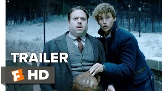 Fantastic Beasts And Where To Find Them - Official Comic-Con Trailer (2016)