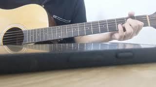 Giá như - chillies guitar cover