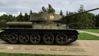 Танковая битва под Прохоровкой.