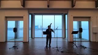 Niels Chr. Rasmussen- Gestalten for contrabass clarinet and tape