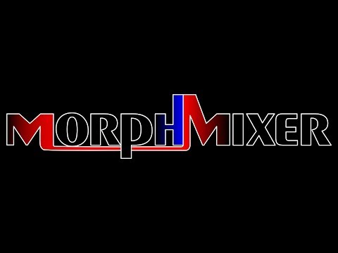 MorphMixer - Mix and make new blend shapes in Unity