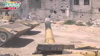 preview picture of video 'فيديو | تقرير فظيع لقناة أبخازيا الروسية عن التدمير الممنهج بالدبابات في سوريا'