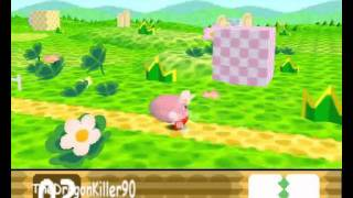 Alle Formen von Kirby aus Kirby 64 - The Crystal Chards